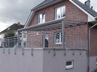 Terrassenüberdachung 005 aus Aluminium für Hamburg und Schleswig-Holstein